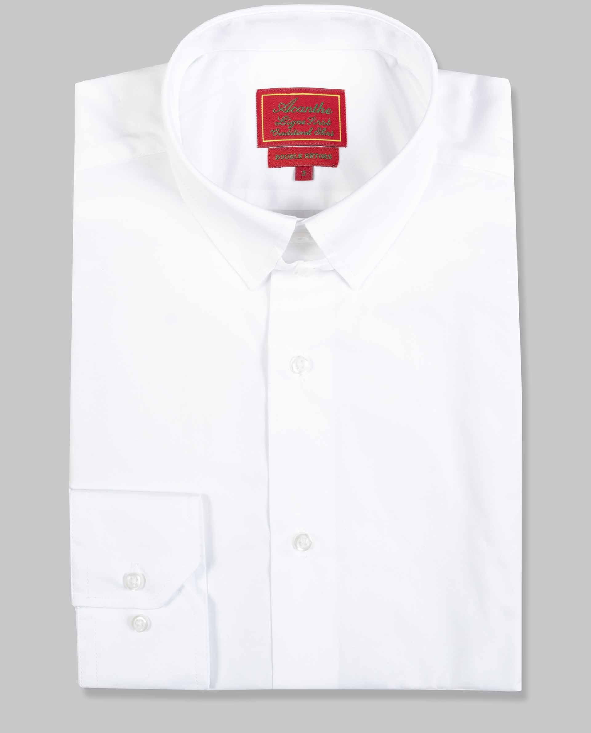 chemise col anglais