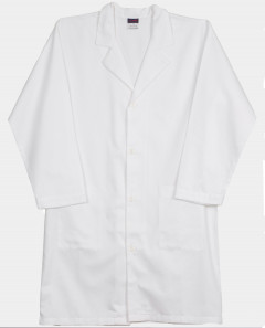 Blouse de chimie mixte 100% coton