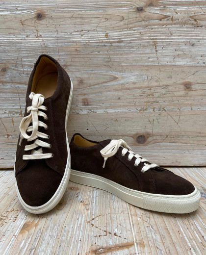 Sneackers suede