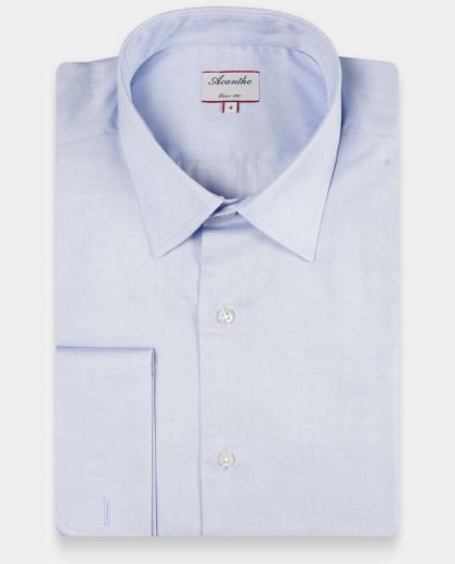 chemise poignet mousquaire