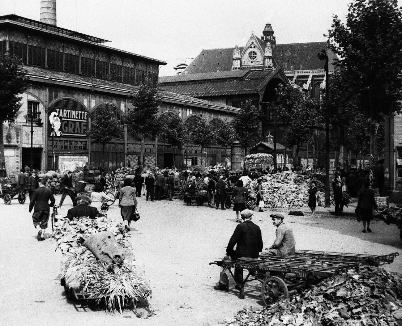 marché des halles